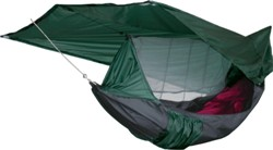 Clark Ultralight camping hammock review