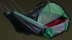 Clark Vertex camping hammock review