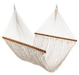 Pawleys Island hammocks presidential rope hammock review