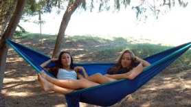 TreeHugger hammocks double review