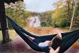 TreeHugger hammocks single review