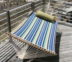 Pawleys Island hammocks quilted hammock review